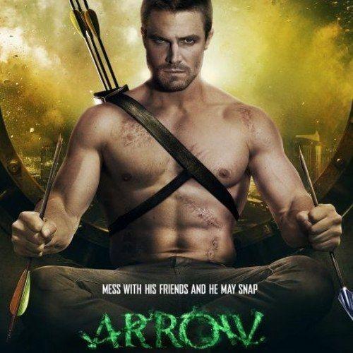 The CW's Arrow Sweeps Promo Art Teases a Major Cliffhanger