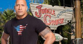 The Rock Will Captain Disney's Jungle Cruise Movie