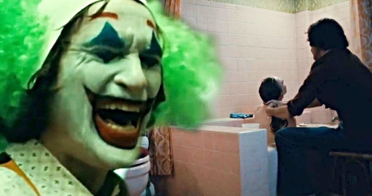 Joker Bathtub Scene Was Cut for Being 'Too Insane' Says Director
