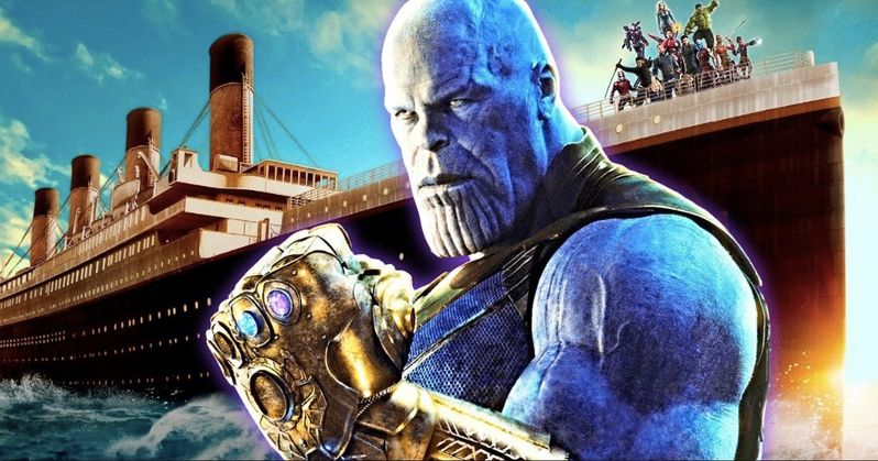 Infinity War Passes Titanic as Its Box Office Run Ends
