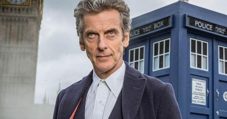 Doctor Who Time-Lapse Video Says Goodbye to Peter Capaldi