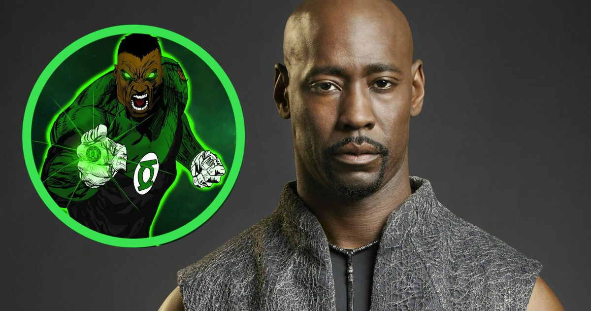 Green Lantern Corps. Has a New Contender for John Stewart