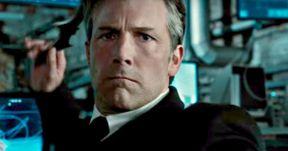 Warner Bros. Billed Ben Affleck for Stealing Batarang