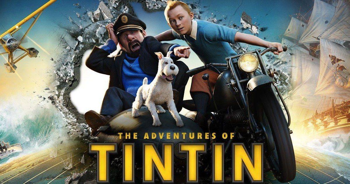Tintin Prisoners Of The Sun Is Still Happening Says Director Peter Jackson