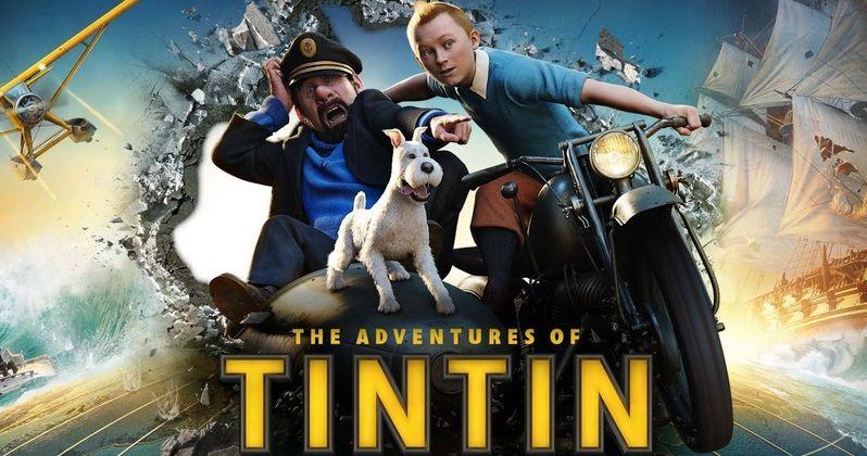 Tintin: Prisoners of the Sun Is Still Happening Says Director Peter Jackson