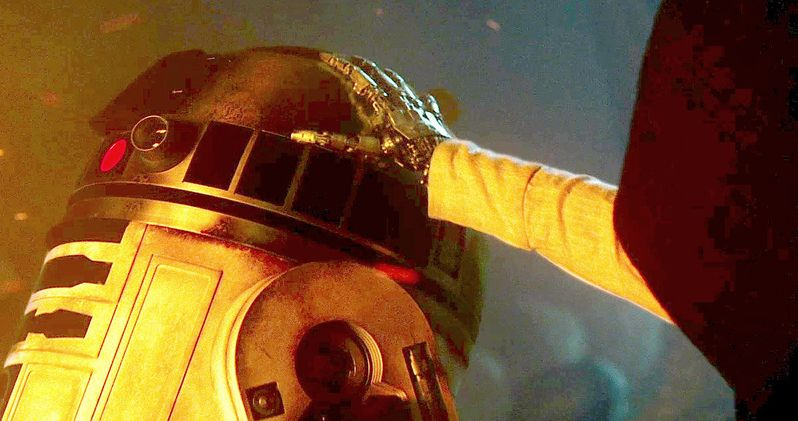 R2-D2's Role in Star Wars: The Force Awakens Explained