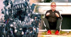 New Kingsman 2 Trailer Has Evil Robot Dogs Hunting Elton John