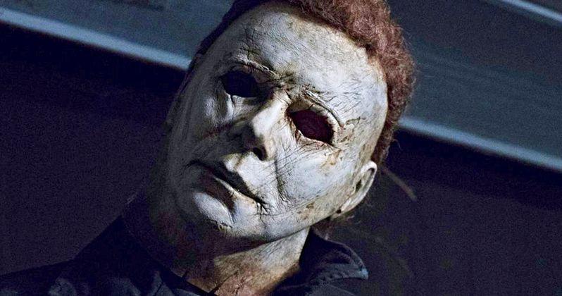 Latest Halloween Photo Brings Back Michael Myers' Iconic Head Tilt