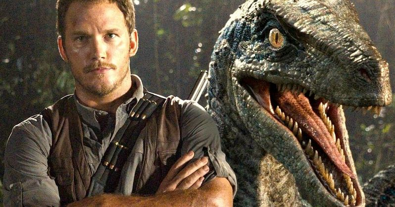 Jurassic World 2 Is Coming Summer 2018, Chris Pratt Will Return