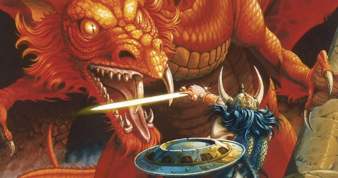 First Dungeons & Dragons Set Photos Bring Swinging Swords, Banners and a Castle