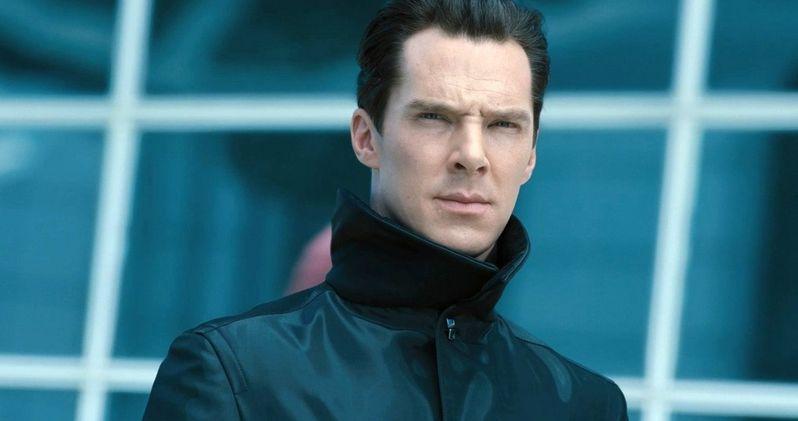 Benedict Cumberbatch Joins Guillermo Del Toro's Crimson Peak