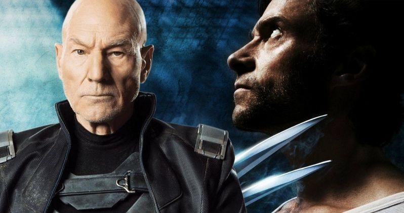 Professor X Returning in Wolverine 3 Confirms Patrick Stewart
