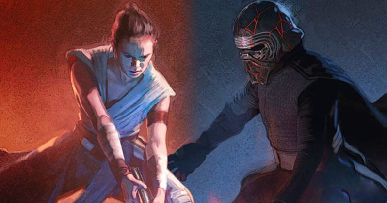 Rise of Skywalker Reshoot Details Arrive with Leaked Concept Art