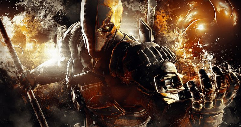 Deathstroke to Arrive in a Future DC Comics Movie?