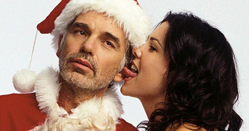 Bad Santa 2 Begins Shooting with Billy Bob Thornton