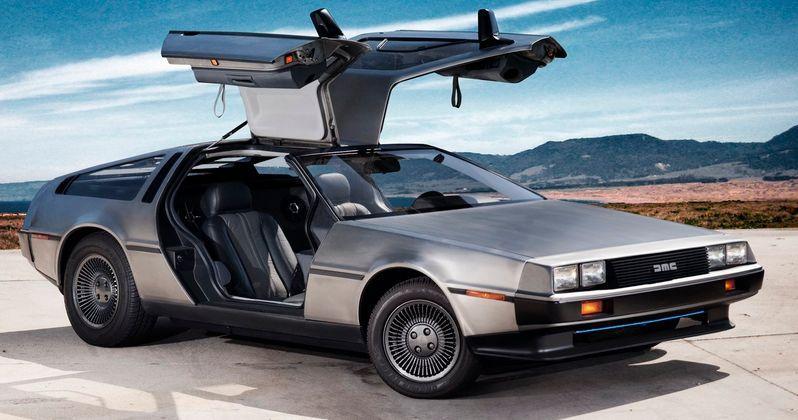 New DeLorean Cars Are Coming in 2017