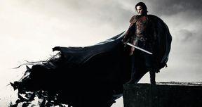 Dracula Untold International Poster Featuring Luke Evans