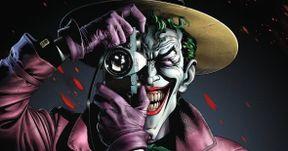 Batman: The Killing Joke Blu-ray Release Date & Details Announced