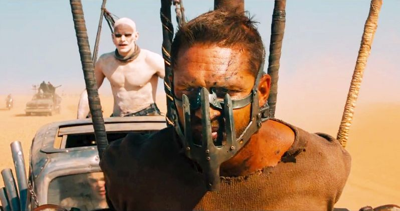 Mad Max: Fury Road Trailer Starring Tom Hardy and Charlize Theron!