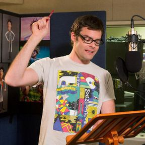 EXCLUSIVE: Bill Hader Talks Cloudy with a Chance of Meatballs 2