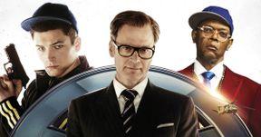Kingsman: Secret Service Blu-ray & DVD Releases June 9