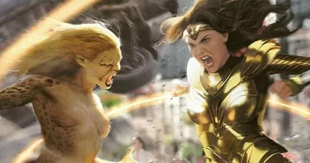 Wonder Woman Cheetah Friendship 1984 Wonder Woman and Cheetah's Friendship Will Complicate Wonder Woman 1984