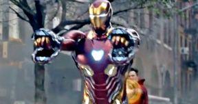 Avengers Battle for New York in New Infinity War Commercial