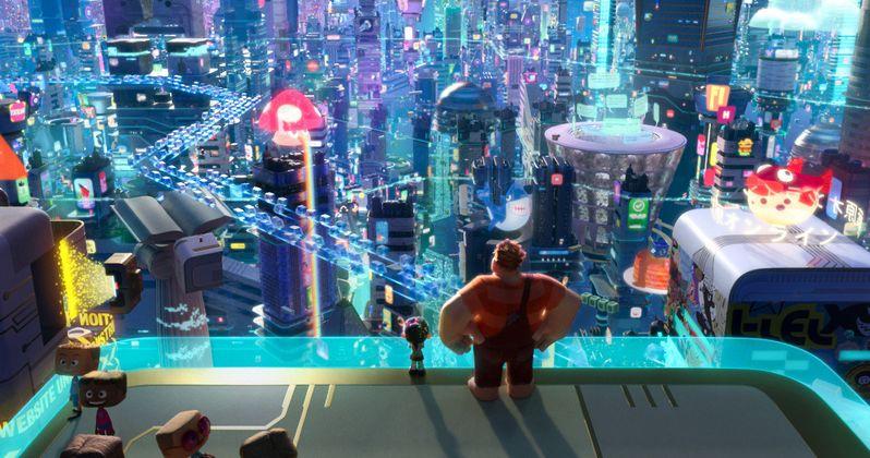 Wreck-It Ralph 2 Trailer Arrives, Ralph Breaks the Internet