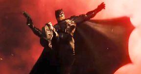 Justice League Theatrical Trailer Arrives, Batman Speaks