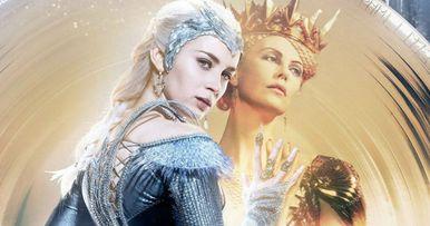 Huntsman: Winter's War TV Trailer Unleashes an Evil Ice Queen