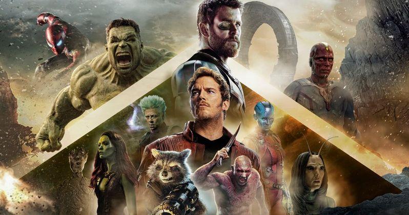 avengers infinity war ending scene