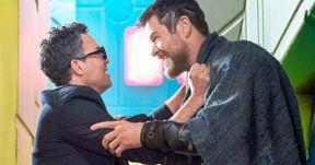 Mark Ruffalo Accidentally Live Streams Audio from Thor: Ragnarok Premiere