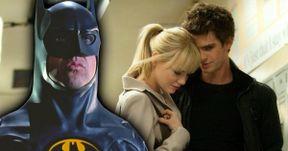 Spider-Man Is a Wimp & Batman Never Cries Says Michael Keaton