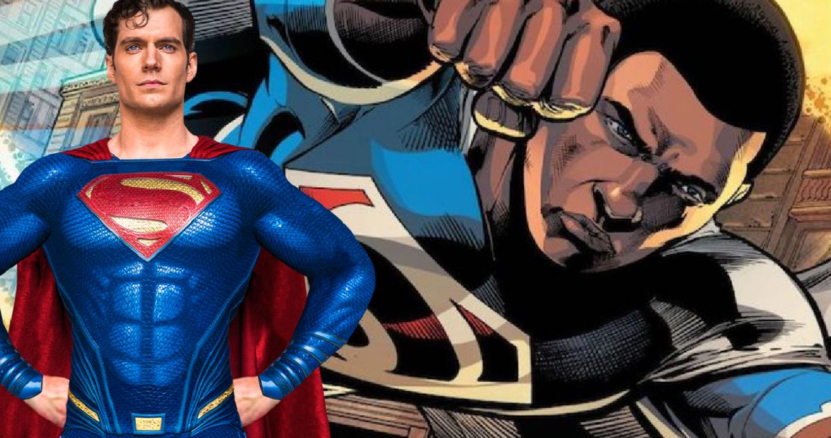 Zack Snyder Thinks A Black Superman Movie Is 'Long Overdue', But Henry  Cavill Is Still His Superman - WorldNewsEra