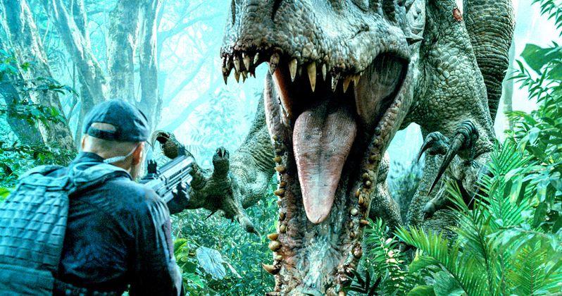 Watch Jurassic World Live Cams Erupt in Dinosaur Chaos