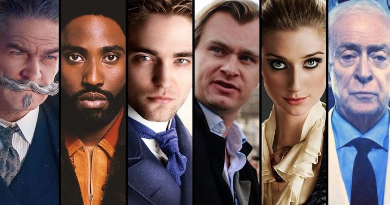 Christopher Nolan's New Movie Gets a Title, Main Cast Announced