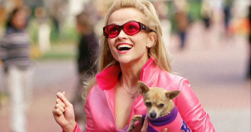 Reese Witherspoon Delivers Legally Blonde Message for #TeamWill