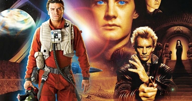 Dune Remake Gets Oscar Isaac as Duke Leto Atreides