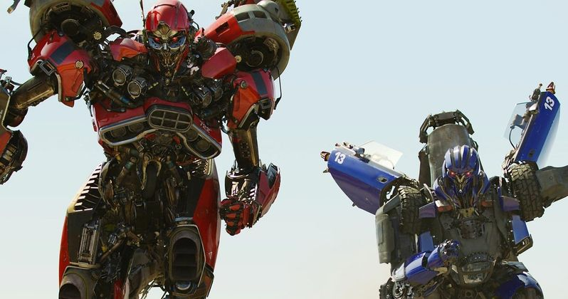 Bumblebee Sneak Peek Introduces the Triple Changer Transformers