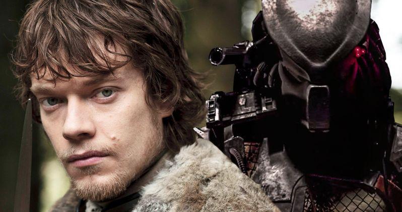 The Predator Brings in Game of Thrones Star Alfie Allen