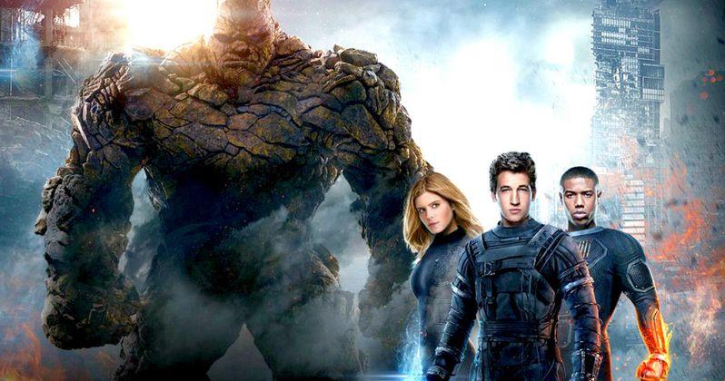 Michael B. Jordan on Fantastic Four Casting Controversy