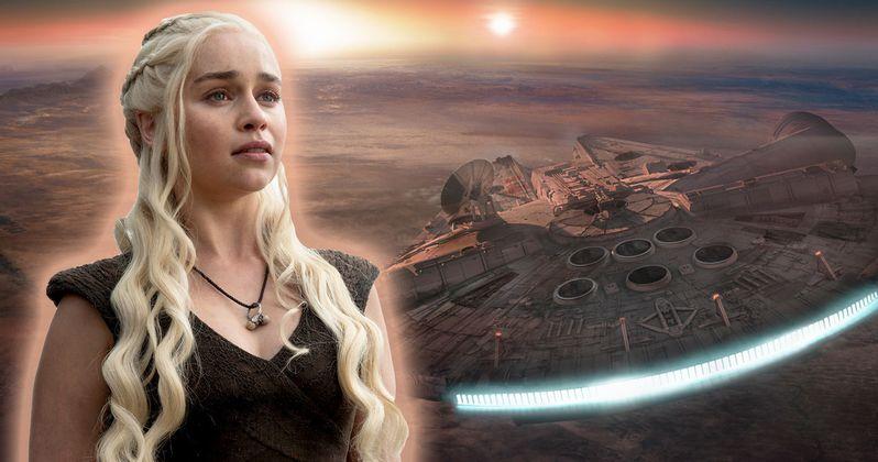 Emilia Clarke Calls Han Solo More Secretive Than Game of Thrones