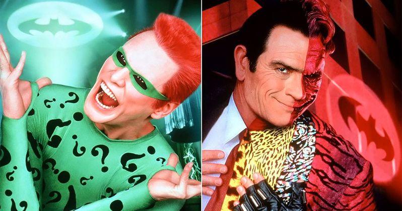 Batman Forever: Jim Carrey Says Tommy Lee Jones Hated Him On Set