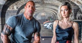 First Look at Vanessa Kirby in Hobbs & Shaw Shared by The Rock