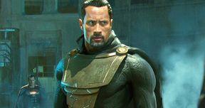 Black Adam Will Get a Surprise DCEU Introduction, Superman Fight Promised