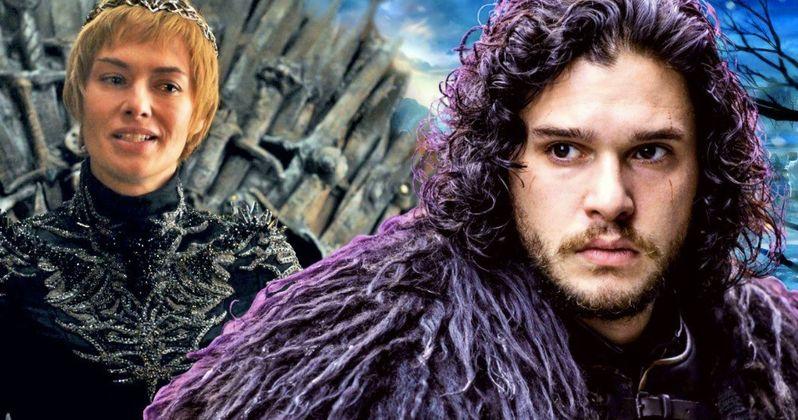 Game of Thrones Set Photos Tease Jon Snow and Cersei Showdown