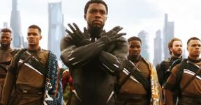 How Black Panther Post-Credit Scenes Set Up Infinity War