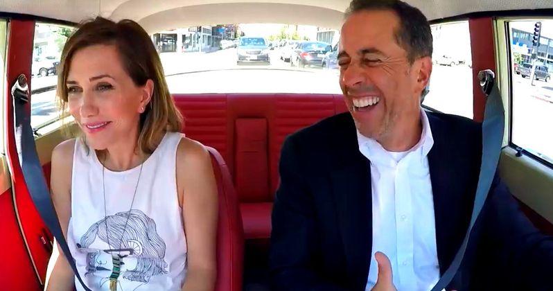 Comedians in Cars Season 9 Trailer Takes Kristen Wiig on a Wild Ride