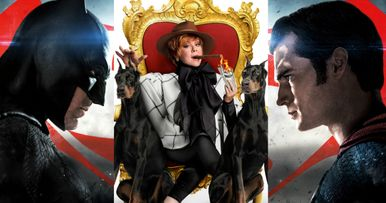 Can The Boss Beat Batman v Superman at the Box Office?