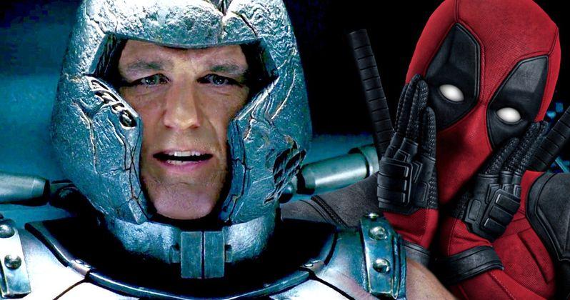 More Deadpool 2 Photos Tease Return of Juggernaut & Young Cable